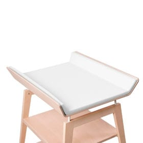 Leander – Foam mat for Linea Changing Table – White