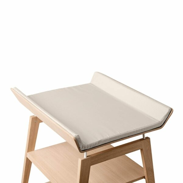 Leander Linea cover for changing table cappuccino