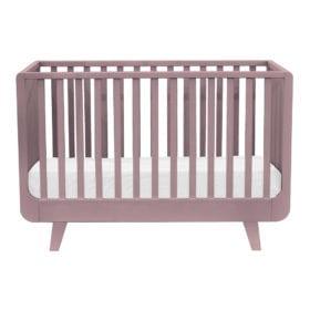 Laurette – Baby Cot Le Joli Môme – 70 x 140 cm – Old Pink