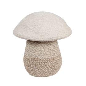 Lorena Canals – Basket – Baby Mushroom – 23 x 27 cm
