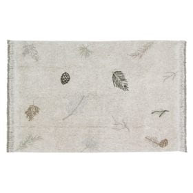Lorena Canals – Washable Rug – Pine Forest – 140 x 200 cm