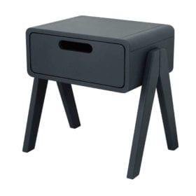 Laurette – Nachtkastje Petit Robot – Charcoal