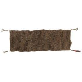 Wollteppich – Enkang Acacia Wood – 70 x 200 cm