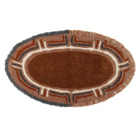 Wollteppich – Karibu – 80 x 140 cm