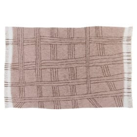 Wollteppich – Shuka – Dusty Pink – 170 x 240 cm