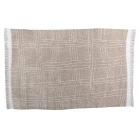 Wollteppich – Shuka – Sandstone – 200 x 300 cm