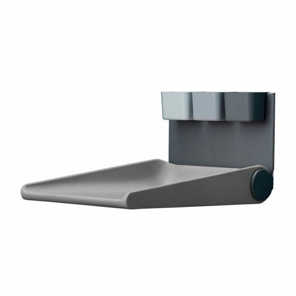 Leander Wally Wall mounted changing table dusty grey