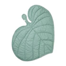 Leaf Kinderdecke Minzgrün