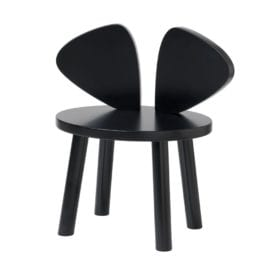 Nofred – Mouse Chair – Black