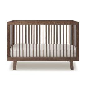 Oeuf  NYC – Baby Cot – Sparrow – Walnut