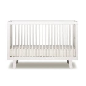 Baby Cot – Sparrow – White