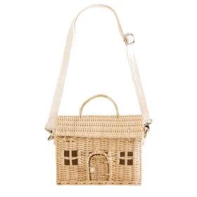 Rattan Casa Bag – Straw