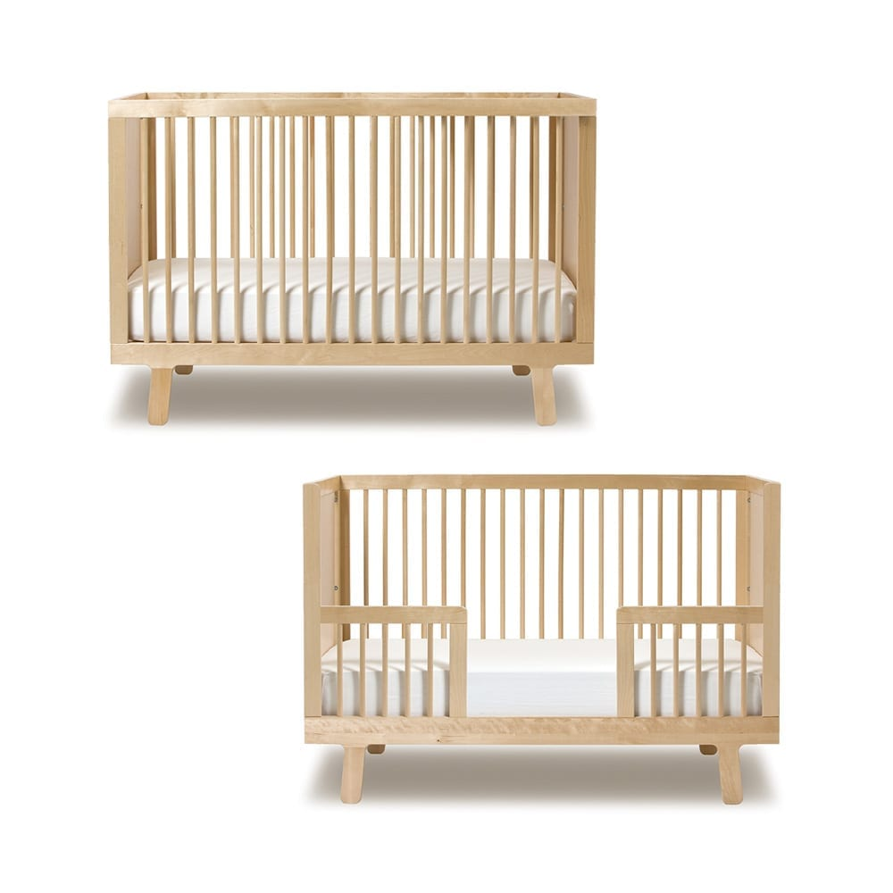 Conversion Kit for Baby Bed – Sparrow – Birch