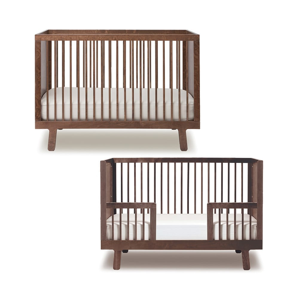 Conversion Kit for Baby Bed – Sparrow – Walnut