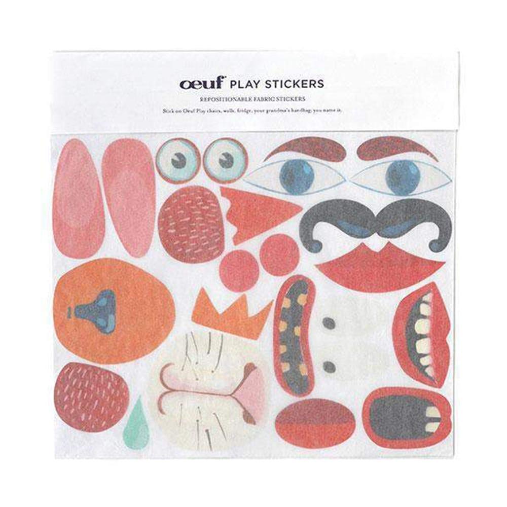Stickerset voor Speeltafel & Speelstoelen