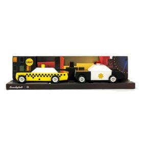 Candylab Toys – Candycar Junior Pack – City Set