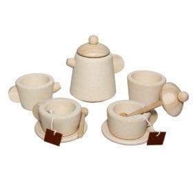 Plan Toys – Wooden Tea Set