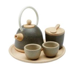 Plan Toys – Wooden Classic Tea Set