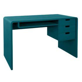 Laurette – Desk L65 – Blue Canard