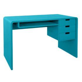Laurette – Desk L65 – Turquoise