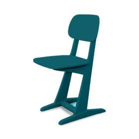 Laurette – Chair for Desk L65 – Blue Canard