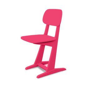 Laurette – Chair for Desk L65 – Bubble Gum