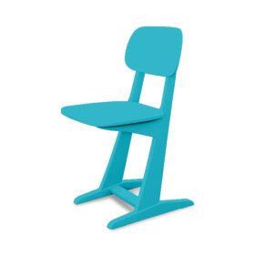 Laurette – Chair for Desk L65 – Turquoise