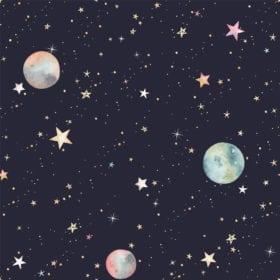 Dekornik – Wallpaper – Galaxy – 100 x 280 cm