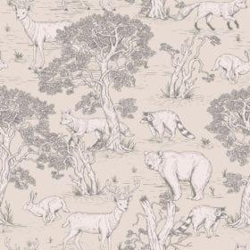 Dekornik – Tapete – Tiere natürlich – 100 x 280 cm