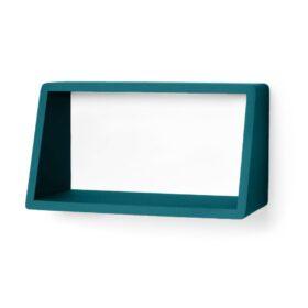 Laurette – Shelf engaged 80 cm – Blue Canard