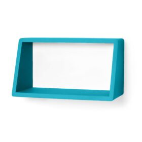 Laurette – Shelf engaged 80 cm – Turquoise