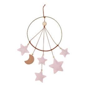 Filibabba – Mobile – Dream Catcher – Moon Pink