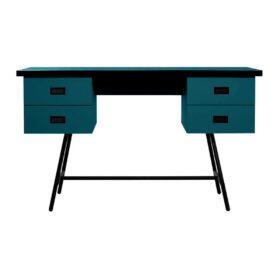 Laurette – Desk L50 L XL – Blue Canard