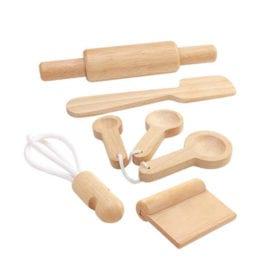 Plan Toys – Baking Utensils