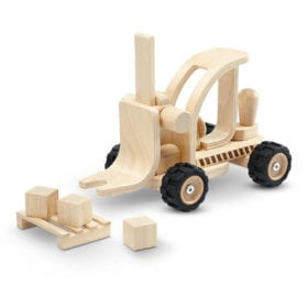 Plan Toys – Special Edition Forklift