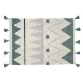 Wasbaar Kindervloerkleed  – Mini Azteca – 70 x 100 cm