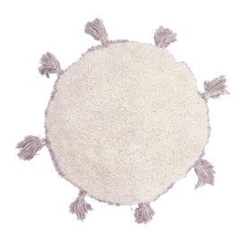 Lorena Canals – RugCycled Floor Cushion – Circle – Ø 48 cm
