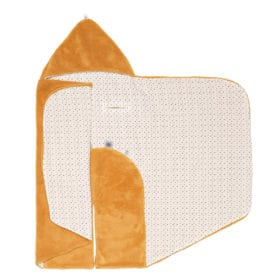Snoozebaby Amsterdam – Wrap Blanket – Trendy Wrapping – Bumblebee