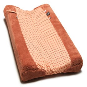 Snoozebaby Amsterdam – Changing Mat Cover – Happy Dressing – Dusty Rose