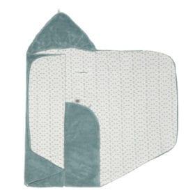 Snoozebaby Amsterdam – Wrap Blanket – Trendy Wrapping – Gray Mist