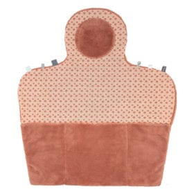 Snoozebaby Amsterdam – Compact Changing Mat – Easy Changing – Dusty Rose