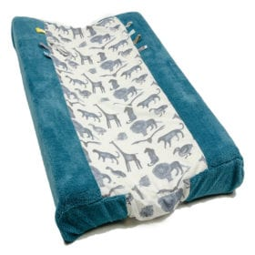 Snoozebaby Amsterdam – Changing Mat Cover – Happy Dressing – Storm Blue