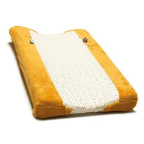 Snoozebaby Amsterdam – Changing Mat Cover – Happy Dressing – Bumblebee