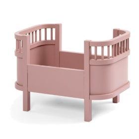 Sebra – Poppenbed – Blossom Pink