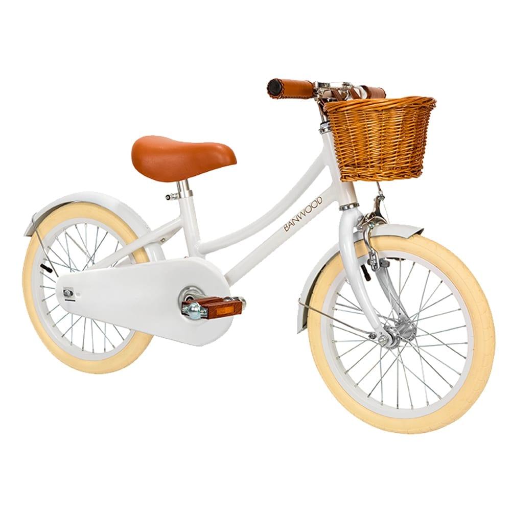 """Banwood – Classic Bike 16"""" – White"""