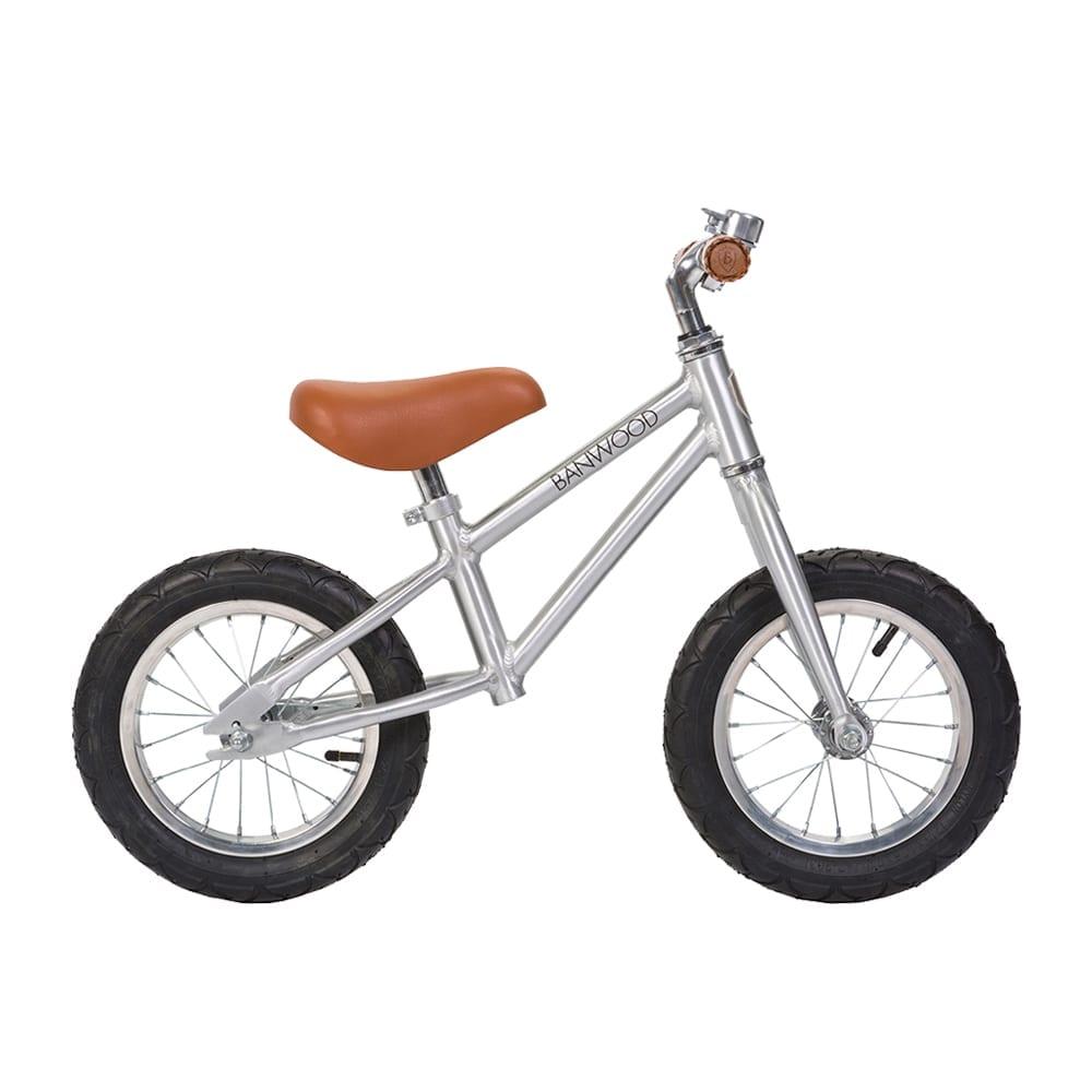 Banwood – Balance Bike, First GO – Chrome