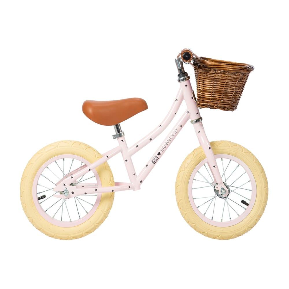 Banwood – Balance Bike, First GO – Bonton Pink