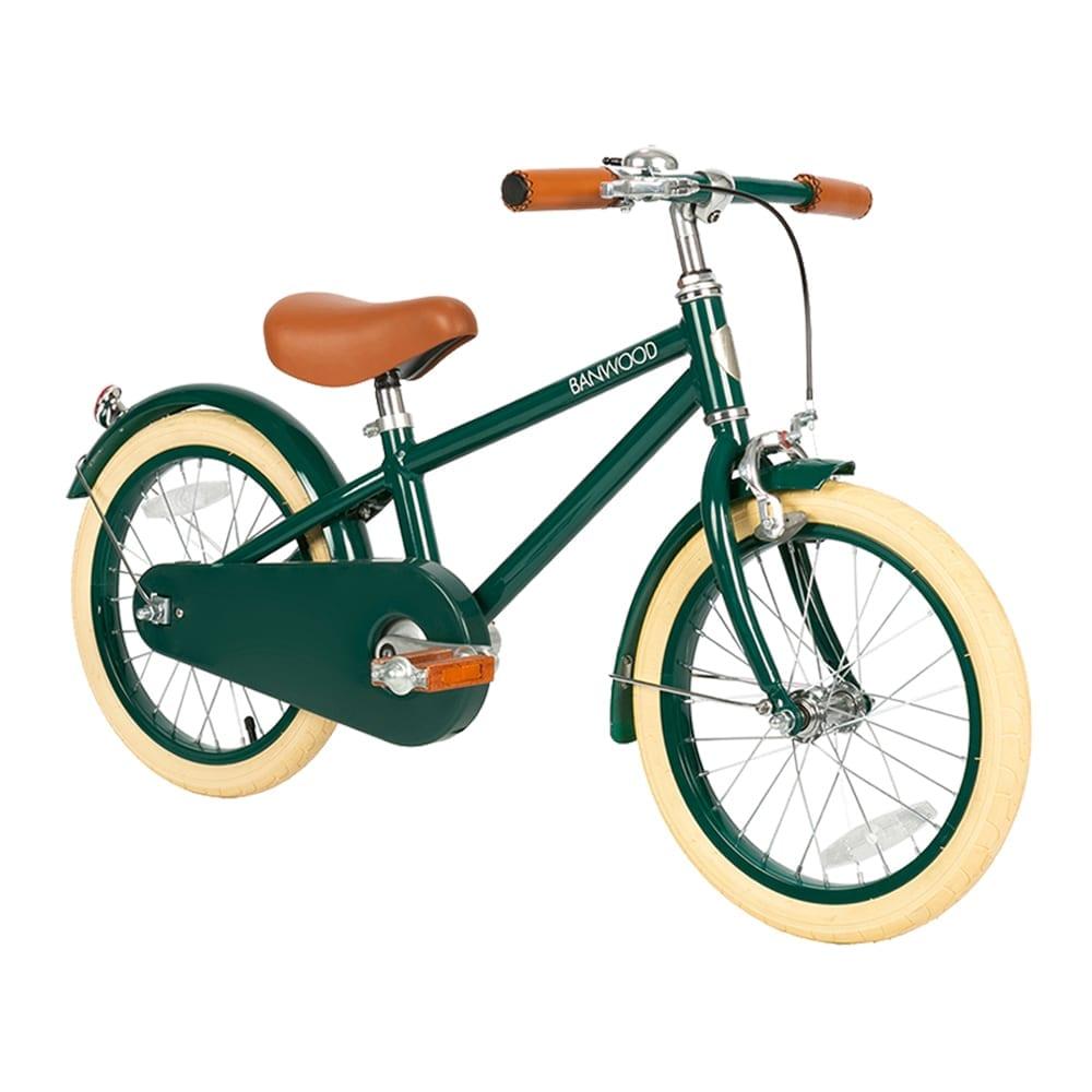 """Banwood – Classic Bike 16"""" – Dark Green"""