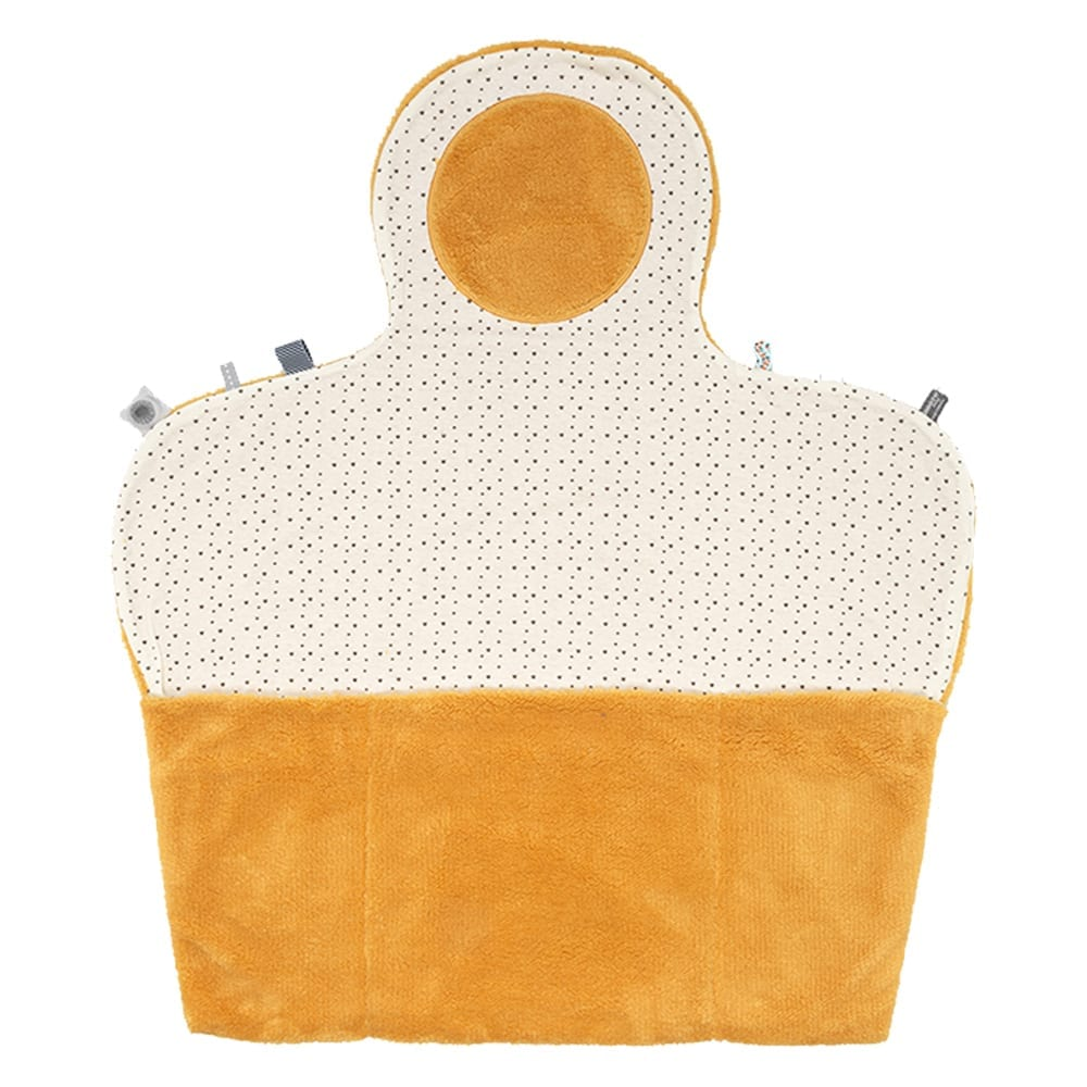 Snoozebaby Amsterdam – Compact Changing Mat – Easy Changing – Bumblebee
