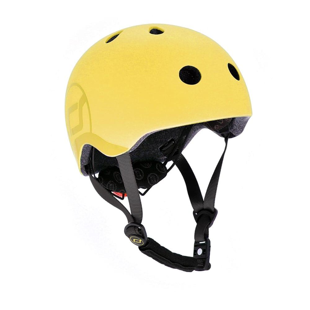 Scoot & Ride – Helmet S/M – Lemon